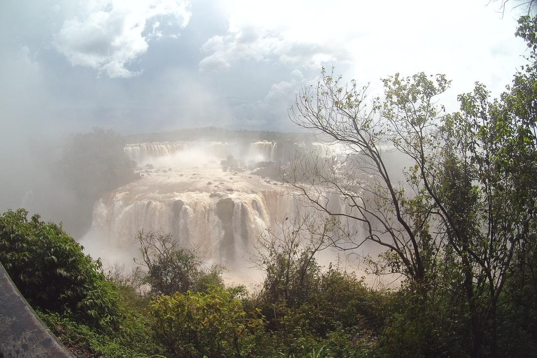 Iguazu Falls - Amazing falls!
