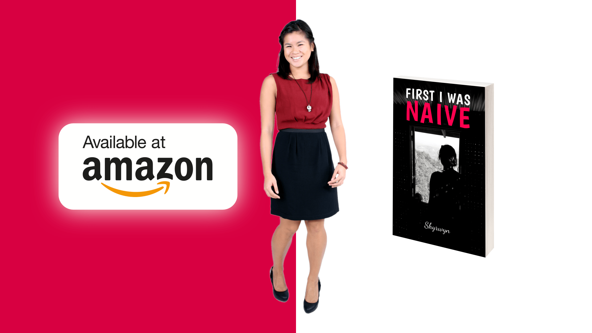 First I Was Naive (book) by Shyrwyn Clemente - Available at Amazon.com: https://www.amazon.com/dp/B077XLWT8G